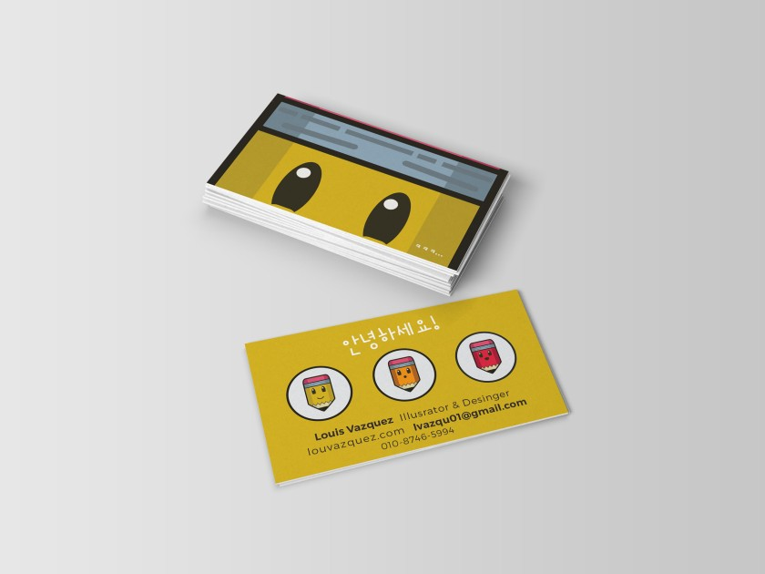 Business Card Mockups2